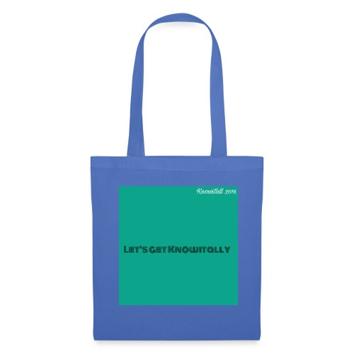 Let's get Knowitally Custom Standards - Tote Bag