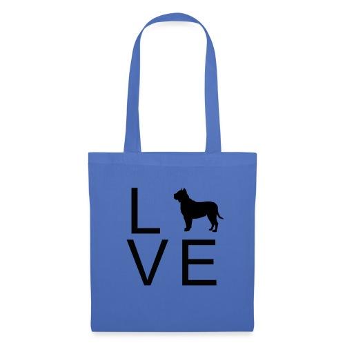 Dog Love 7 - Stoffbeutel
