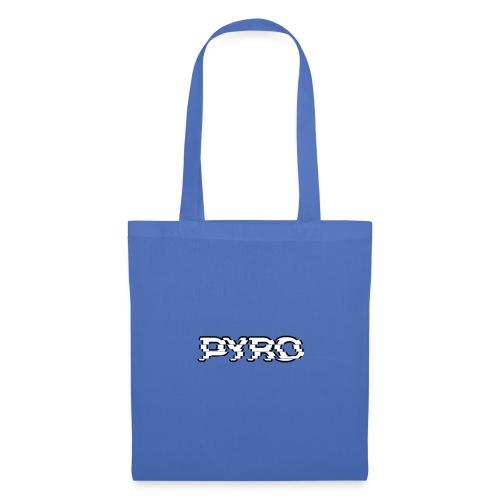 Glitchy pyro - Tas van stof