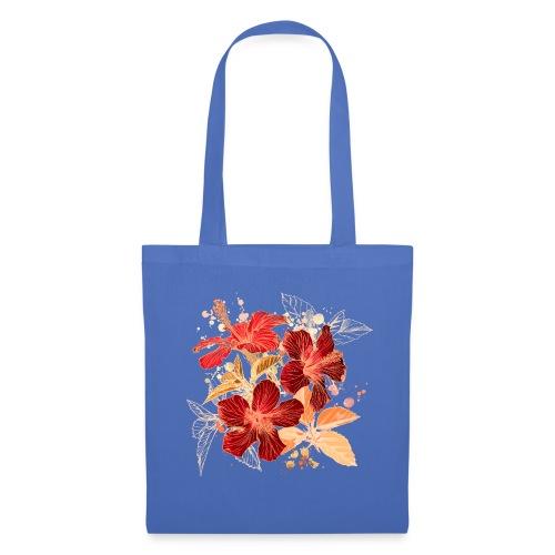 Blumen - Stoffbeutel