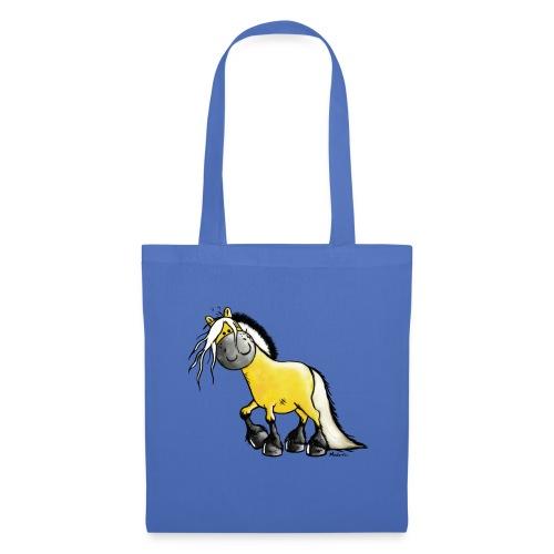 fjord_horse - Stoffbeutel