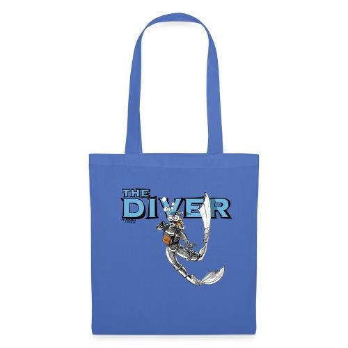 the_diver - Bolsa de tela