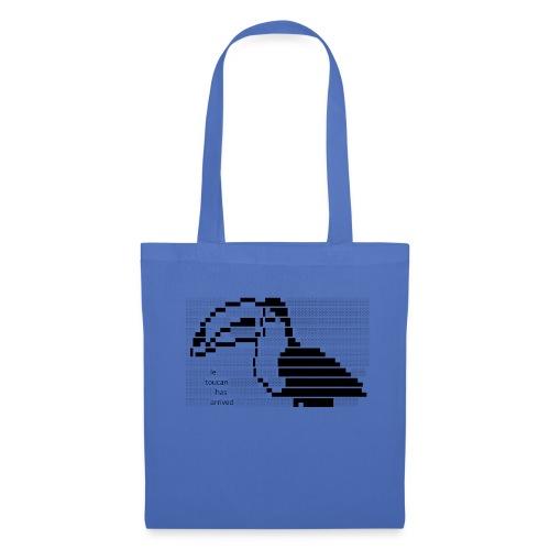 le toucan has arrived - Borsa di stoffa