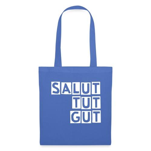 SALUT TUT GUT - Stoffbeutel