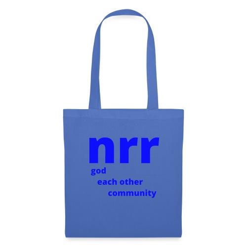 NEARER logo - Tote Bag