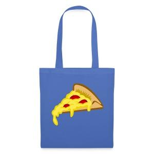 IF IT FITS MY SHIRT PIZZA? - Tas van stof