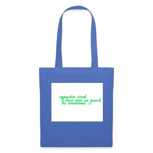 monster jack logo - Tote Bag