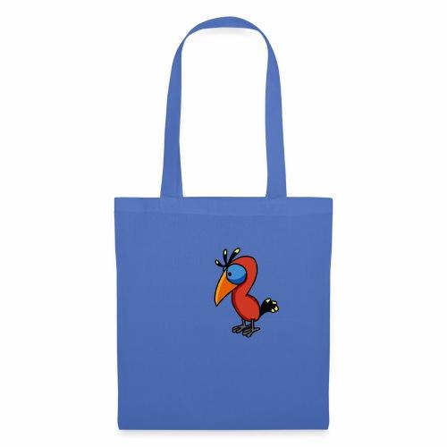 Red bird - Tote Bag