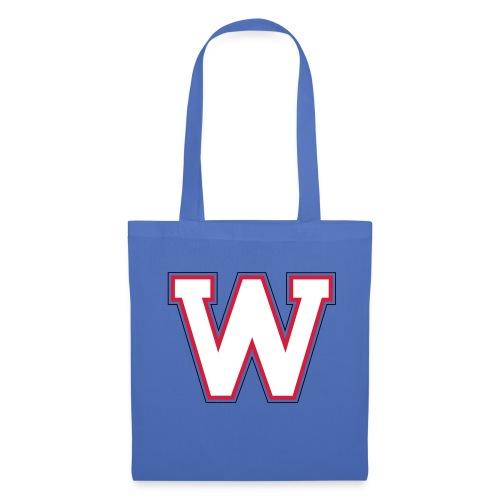 W-badge - Tote Bag