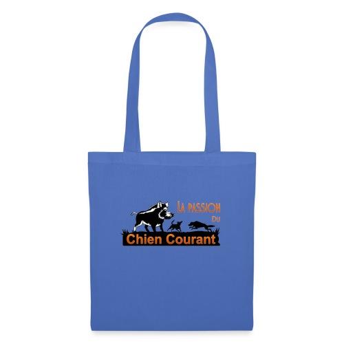 Passion DU chien courant - Tote Bag