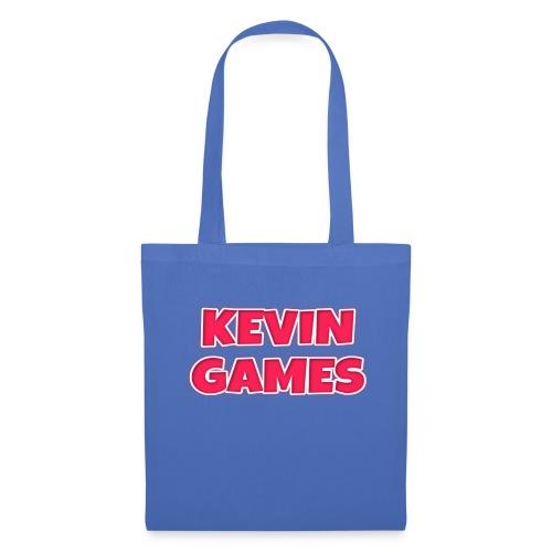 Maglietta KevinGames YouTube - Borsa di stoffa