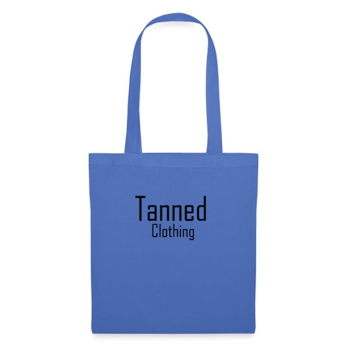 Tanned Black - Tote Bag