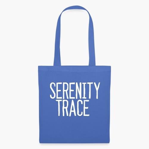 Serenity Trace LOGO W - Stoffveske