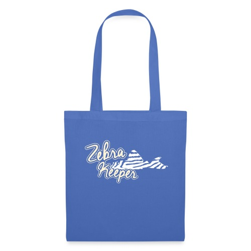 Zebra Keeper - Tote Bag