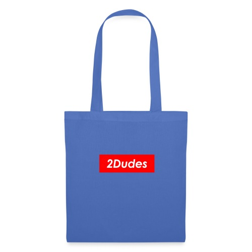 2Dudes Box Logo - Tote Bag