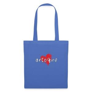 Amo Artogne - Borsa di stoffa