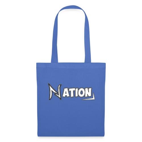 Nation Logo Design - Tote Bag