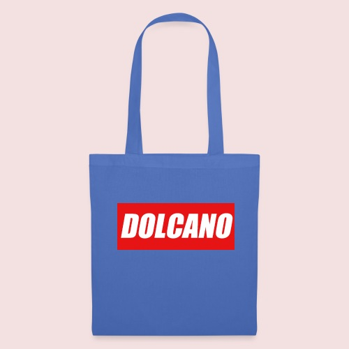 DOLCANO Box Logo Short Sleeved T-Shirt. - Tote Bag