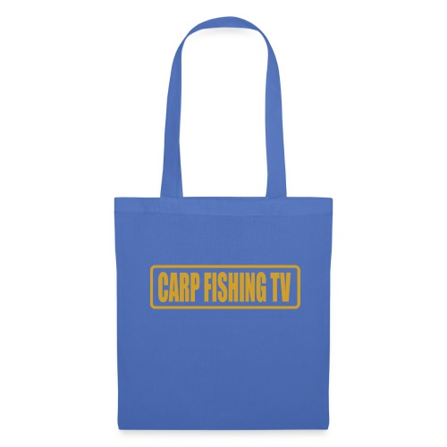 carpfishing-tv - Borsa di stoffa