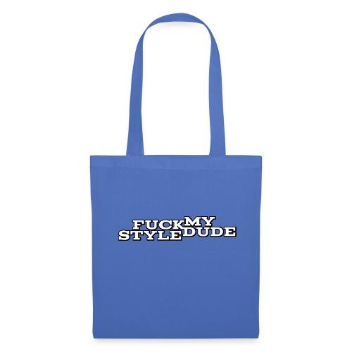 White T-Shirt - FMSD - Tote Bag