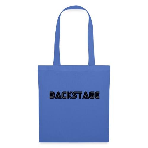 backstage - Tote Bag