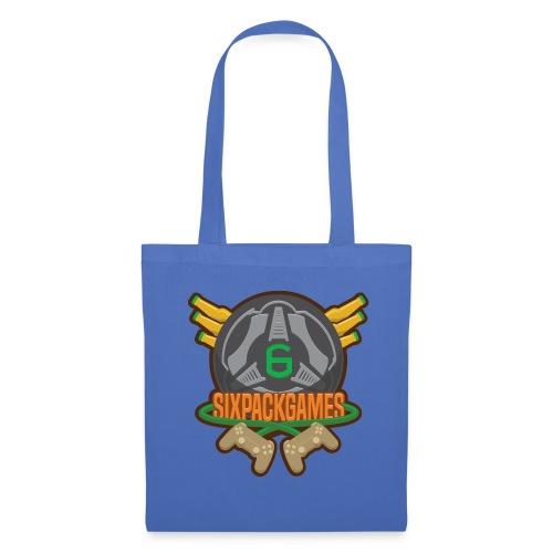Sixpack Games Logo - Tote Bag