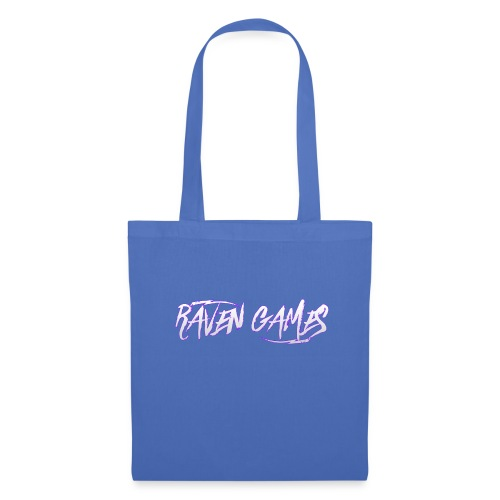 Raven Games Main Logo - Tote Bag