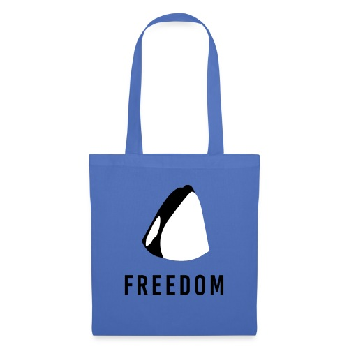 Whales for Freedom - Tote Bag