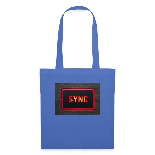 sync2 - Stoffveske