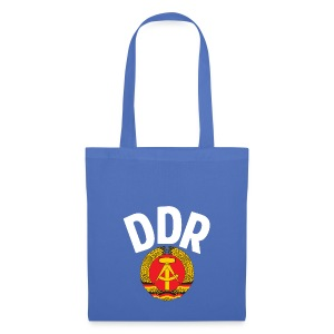 DDR - German Democratic Republic - Est Germany - Tote Bag