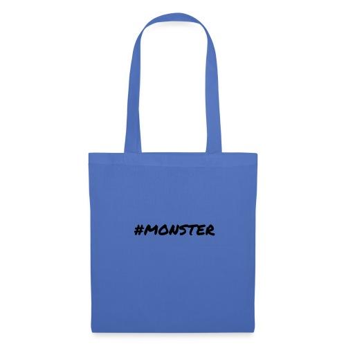 Monster - Tas van stof