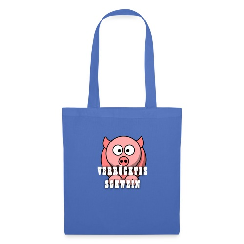 Schweine Tasche - Stoffbeutel