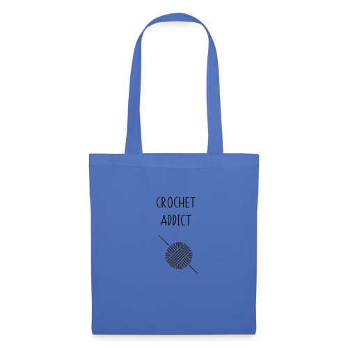 CROCHET ADDICT - Tote Bag