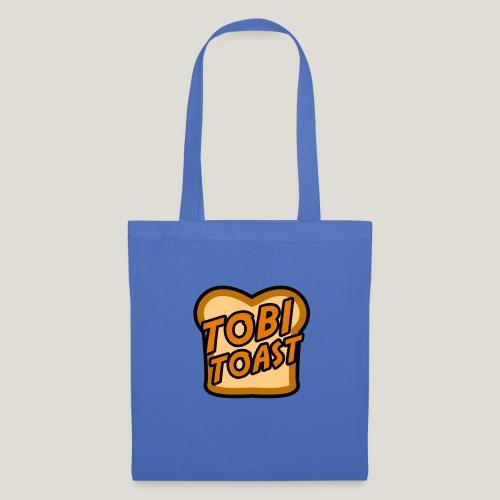 TobiToastTV Logo - Stoffbeutel