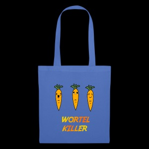 Wortel Killer [Teenager Premium T-Shirt] - Tas van stof