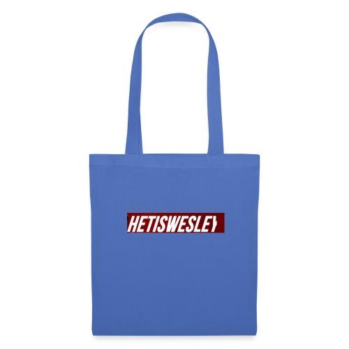 HetIsWesley Name - Tas van stof