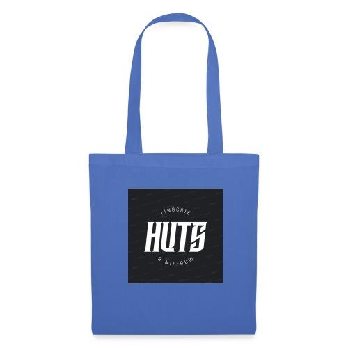 HUTS - Tas van stof