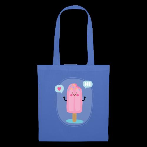 Pink Ice creem - Tote Bag