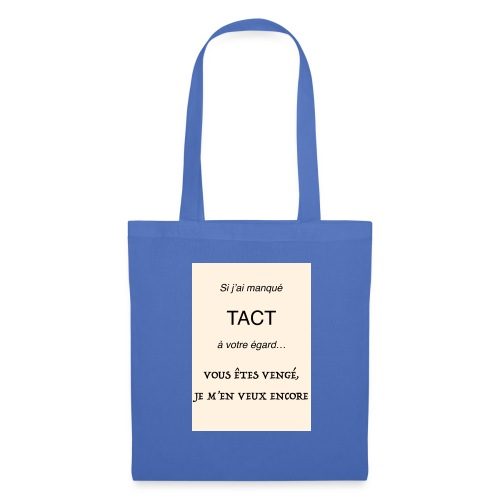 Tact_pour_spread_-_1 - Tote Bag