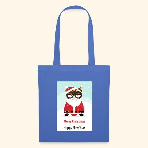 SantaCat - Tote Bag