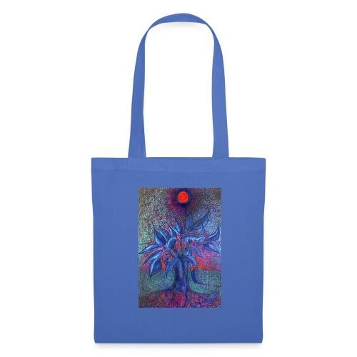 Trees Flower - Torba materiałowa
