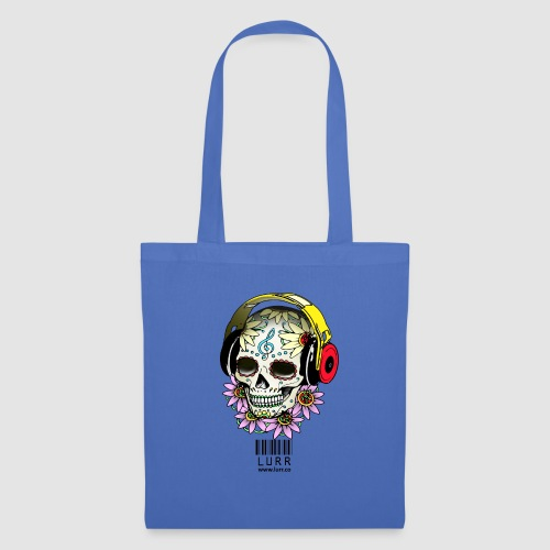 smiling_skull - Tote Bag
