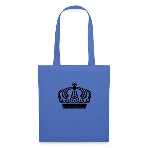 kroon keep calm - Tas van stof