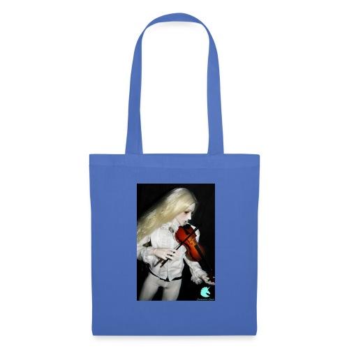 Vampire Violin Gothic Music Fantasy Enchanted - Tote Bag