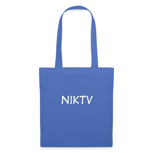 NikTV - Stoffbeutel