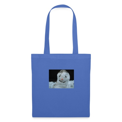 Snow Man - Tote Bag