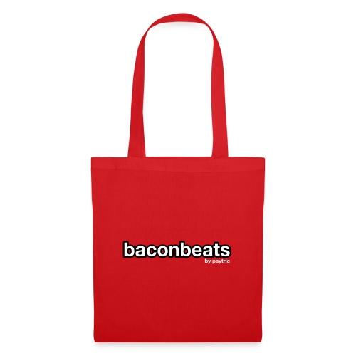 baconbeats - Stoffbeutel