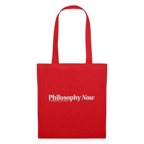 Philosophy Now logo - Tote Bag