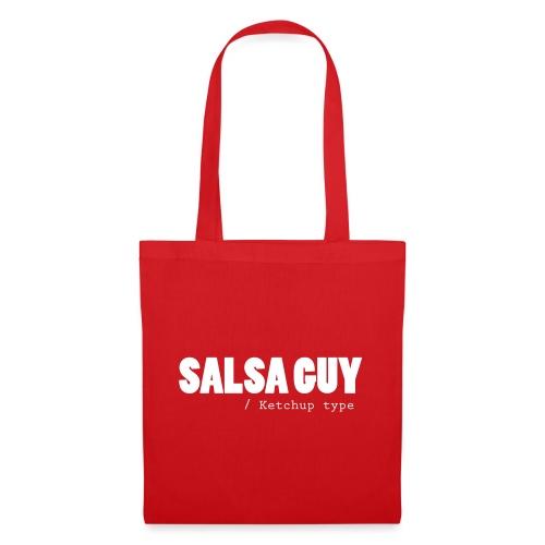 Salsa - Bolsa de tela