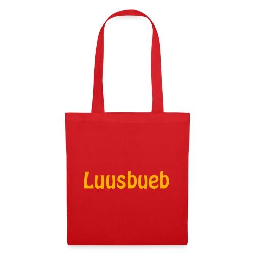 Luusbueb Schwiizertüütsch Mundart - Stoffbeutel